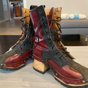 John Fluevog vintage boots